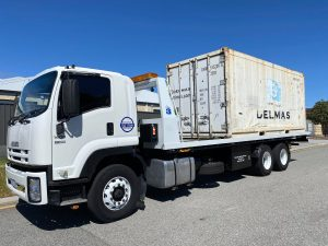 Transporting Sea Containers In Perth