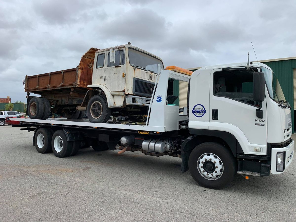 Truck Towing & Transport In Perth