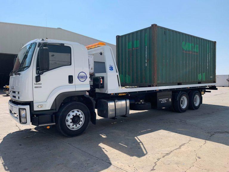 Container Transport Perth