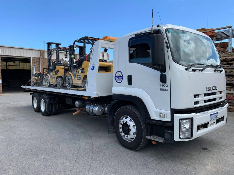Forklift Towing Perth