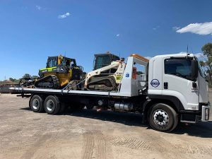 Read more about the article Forklift & Bobcat/Loader Transport In Perth